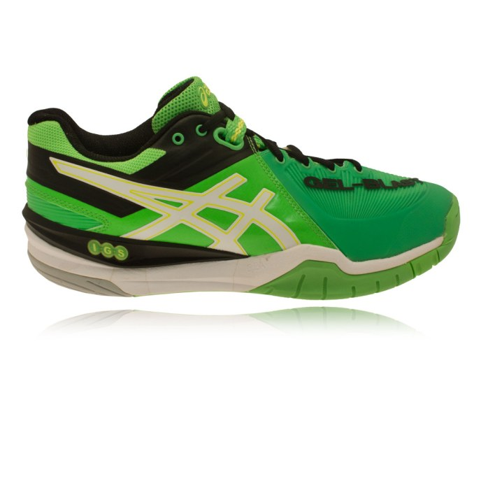 ASICS  Indoor verde