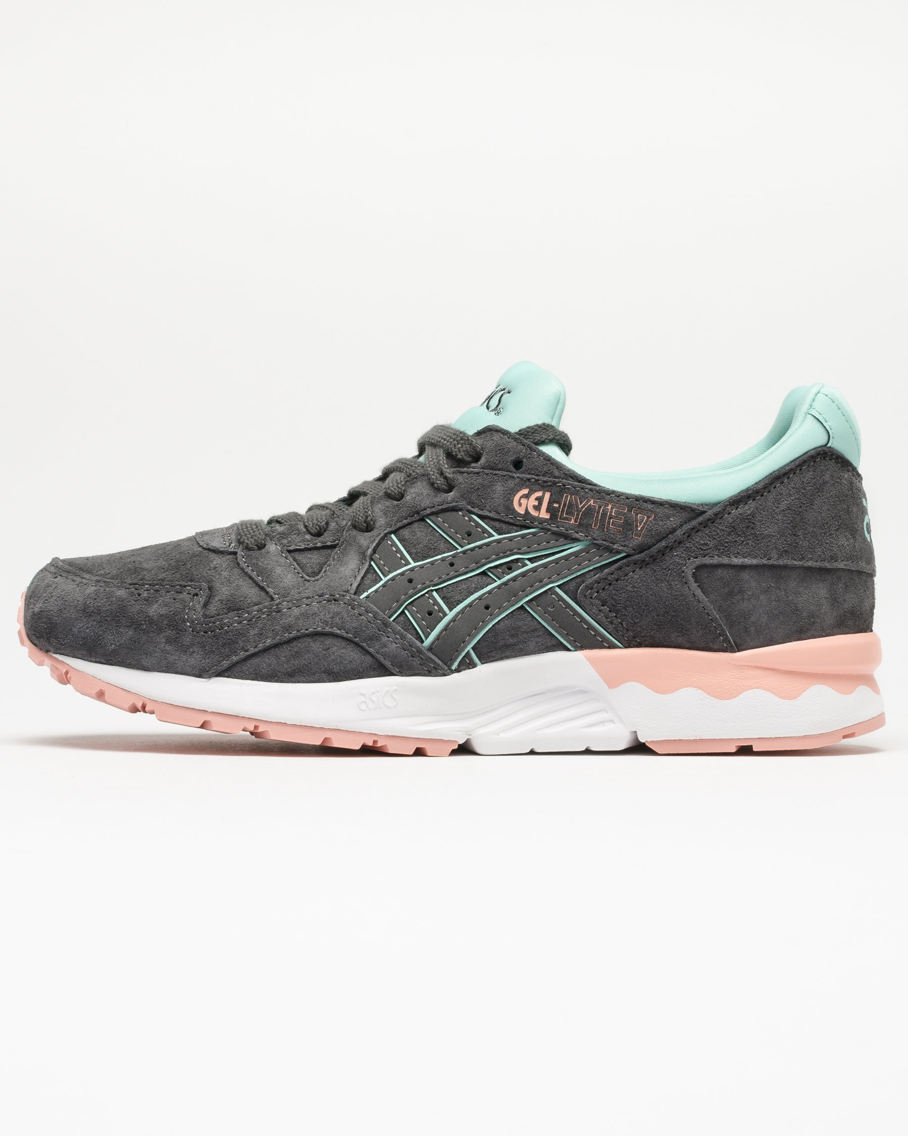 ASICS LIFESTYLE granate